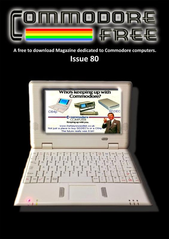 Commodore Free Magazine Issue 80 - 2014