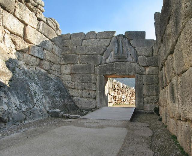 Acrópole de Micenas
