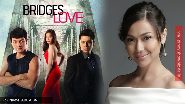 Bridges of Love and Jodi Sta Maria, score nominations in the International Emmy Awards