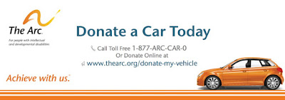 The Arc Vehicle Donation