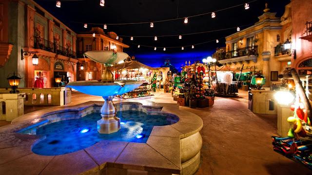 México Epcot Disney Orlando