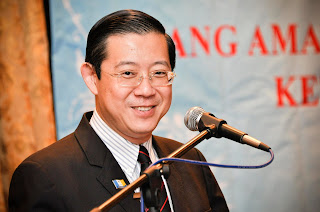 Guang Eng Tak Sokong PAS,PAN Tetapa Bertanding Dua PRK