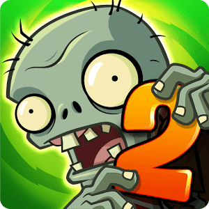 Plants vs. Zombies 2 5.8.1 (Mod ROW/NA) Apk + Data
