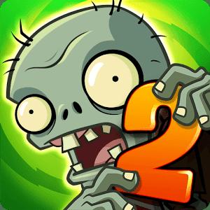 Plants vs. Zombies 2 5.8.1 (Mod ROW/NA) Apk + Data