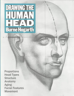 Drawing the Human Head : Burne Hogarth Download Free Art Book