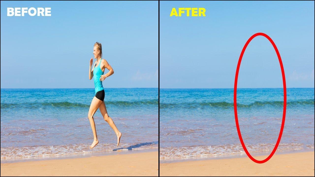 Cách xóa chi tiết thừa trong Photoshop vô cùng đơn giản