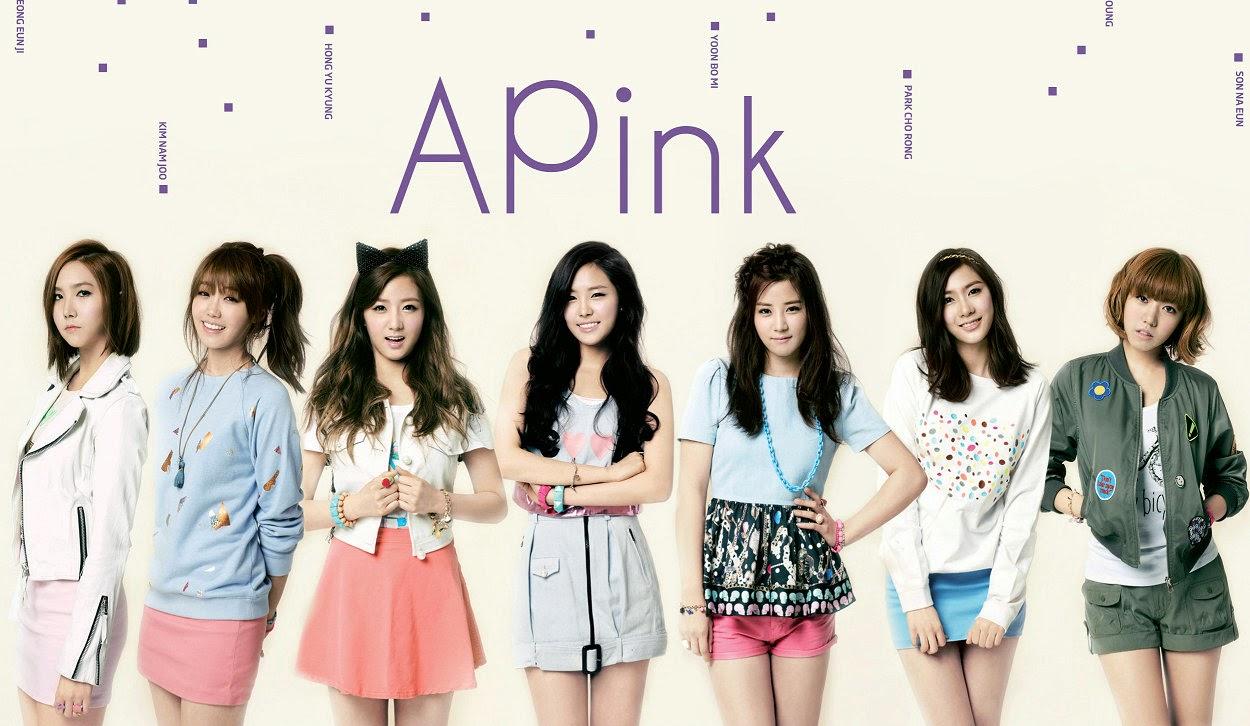 girlband korea terbaik apink