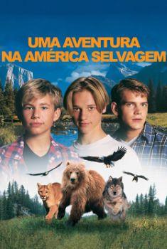 Uma Aventura na América Selvagem Torrent - WEB-DL 720p/1080p Dual Áudio