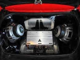 Cara membeli audio system untuk mobil yang bagus lagi adalah yang memakai dudukan tweeter yang berfungsi untuk mengarahkan suara audio dan membuat suara lebih dalam.