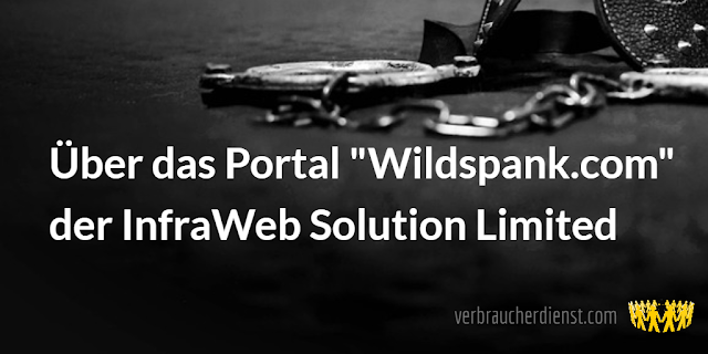 Titel: Über die Portale der InfraWeb Solution Limited