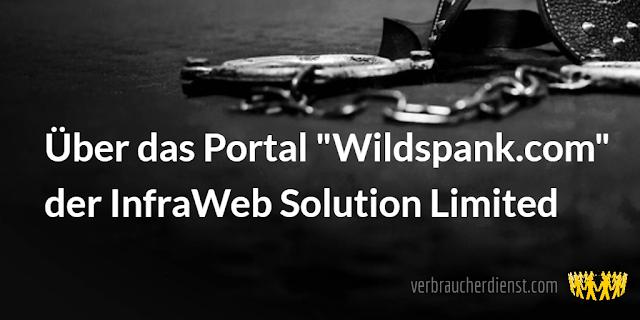 Titel: Über die Portale der InfraWeb Solution Limited