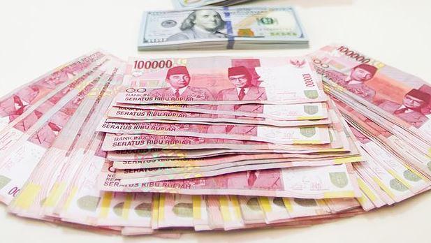 Rupiah Menguat Rp14.542 per Dolar AS Jelang Pergantian Tahun