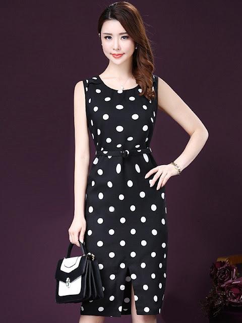 Sở hữu những mẫu váy đầm trung niên sang trọng cho mùa hè oi ả.