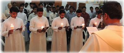 Cantos missa Dia dos Padres-Vocação Sacerdotal