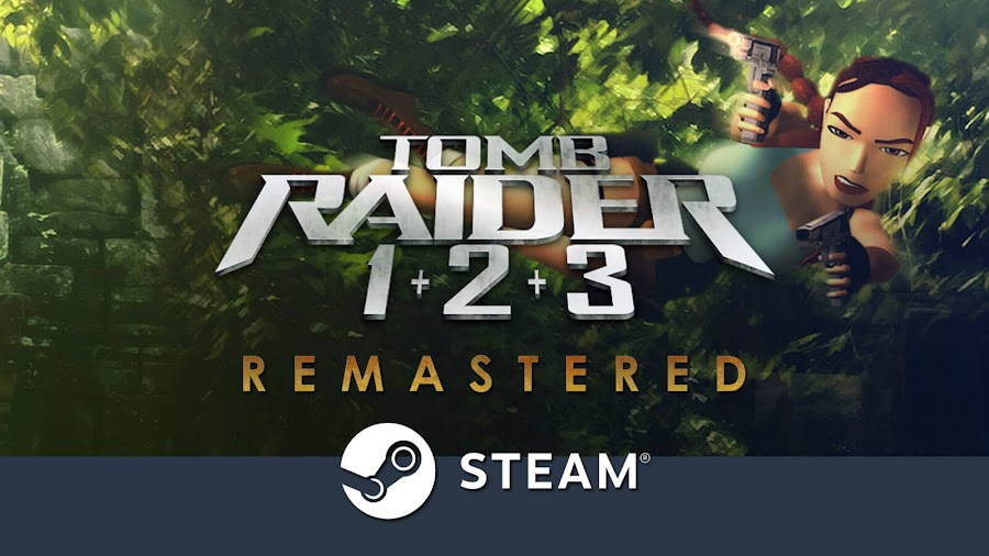 tomb raider remastered steam