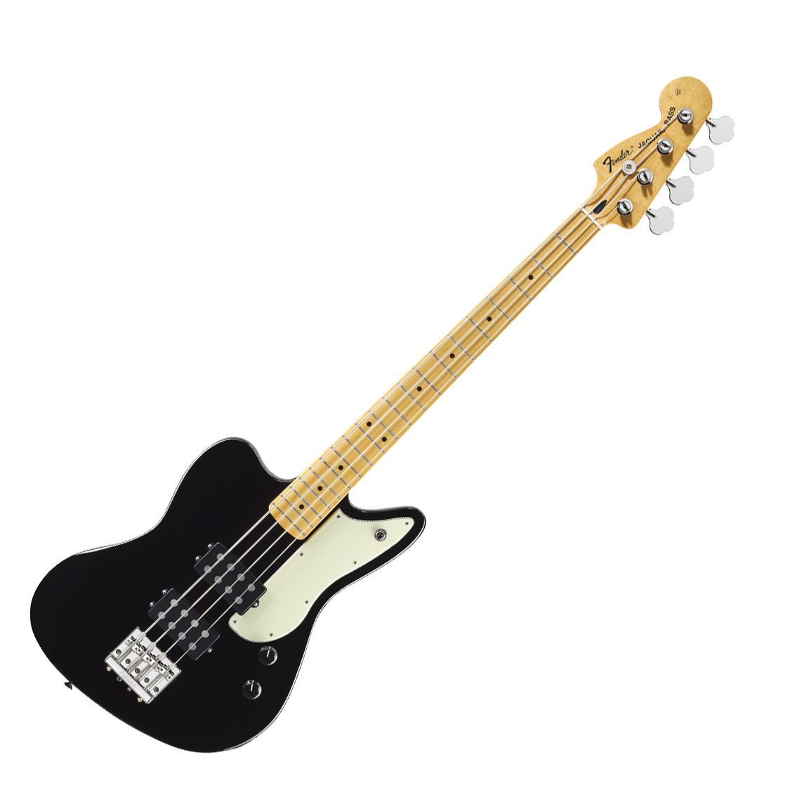 bass review for bassist fender pawn shop reverse jaguar bass. Black Bedroom Furniture Sets. Home Design Ideas