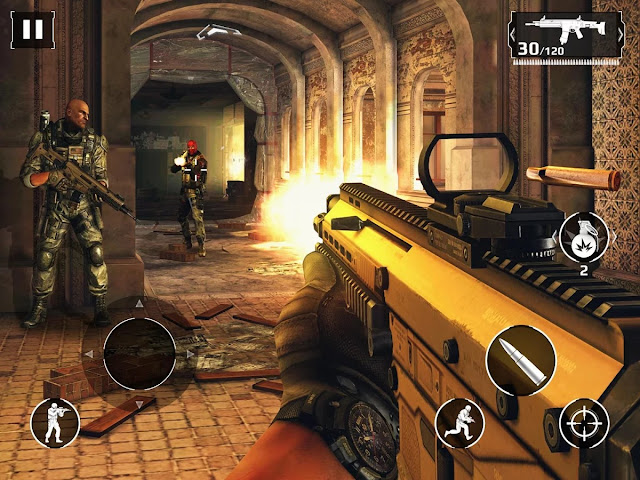 تحميل لعبة ظلام الحرب Modern Combat 5
