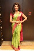 pranitha glam pics in saree-thumbnail-2