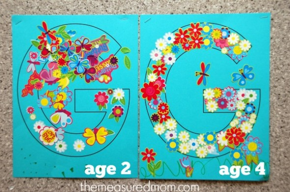 Letters Garden: News With Naylors: Letter G: G Is For Garden Craft, Grow