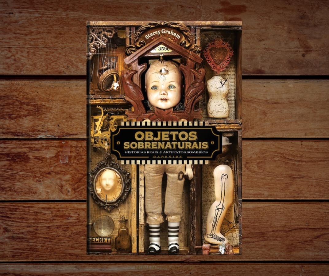 Resenha: Objetos sobrenaturais, de Stacey Graham