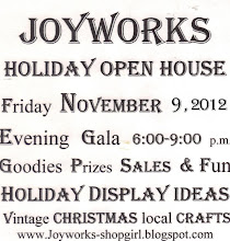 Joyworks Holiday Open House was Great Fun!