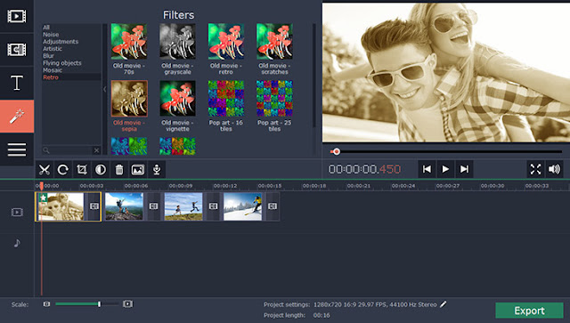 Movavi Video Editor Full