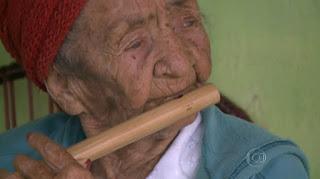 Zabé da Loca morre aos 93 anos. Em 2015, a Creative TV visitou o local onde ela viveu em Monteiro