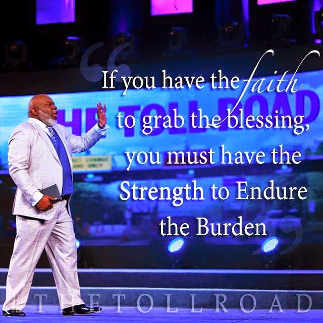 Td Jakes Quotes On Life: 2018 Bishop TD Jakes Potters House