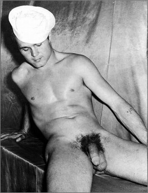 Hot Vintage Men Vintage Male Nudes-7806