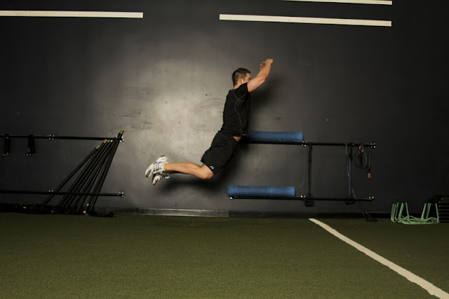 Long Jumps Exercise For Thigs
