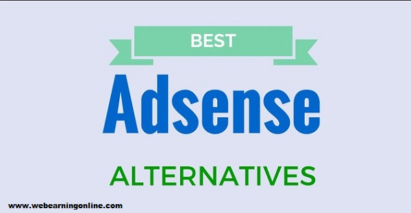 Make Money Online With Best Google Adsense Alternatives