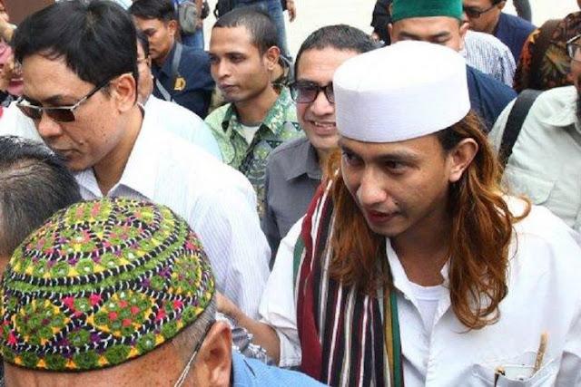 Habib Bahar bin Smith Resmi Ditahan Berdasarkan Alat Bukti dan Saksi
