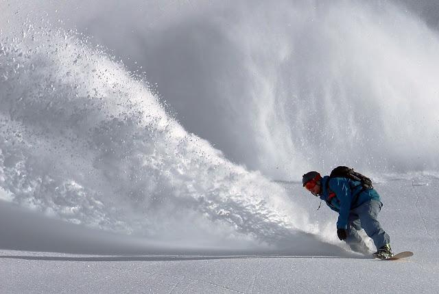 Snowboard - Nieve