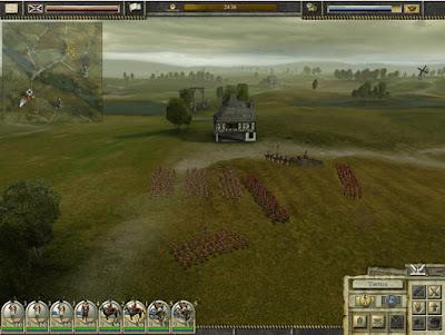 光榮帝國(Imperial Glory),融合回合與即時制的戰略遊戲!