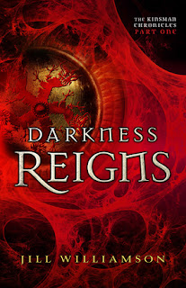 The Artist Librarian reviews Darkness Reigns:  Jill Williamson's latest epic fantasy features a sprawling cast of characters, and political intrigue that gives it a scale comparable to the wildly successful Game of Thrones series!