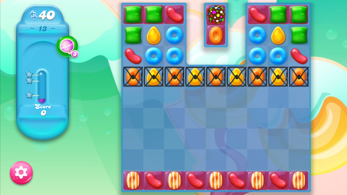 Candy Crush Jelly Saga 13