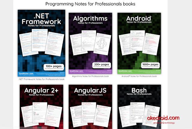 Situs Web Goal Kicker Free Programming Book Ebook Buku Pemrograman Gratis Pdf