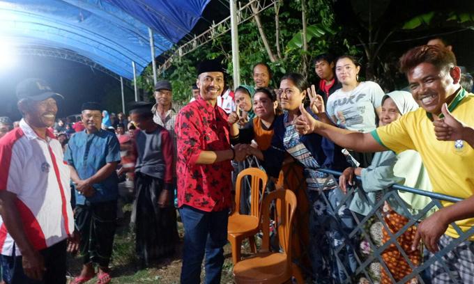Ribuan Petani dan Nelayan Komitmen Dukung PAMMASE