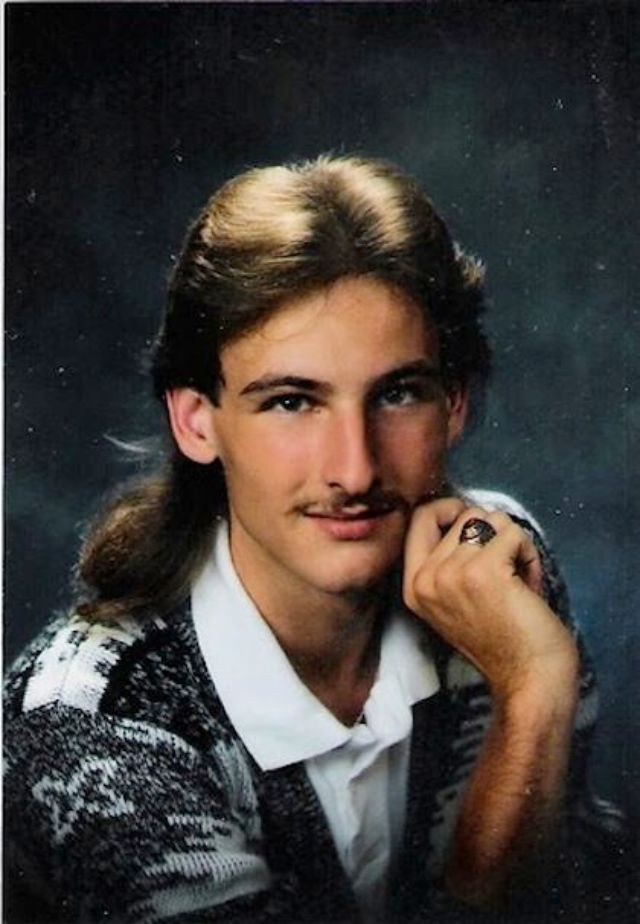 Mullet: The Badass Hairstyle of the 1970s, 1980s and Early ...