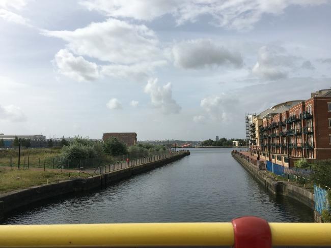Cardiff-docks