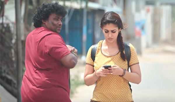 கோலமாவு கோகிலா திரை  விமர்சனம்