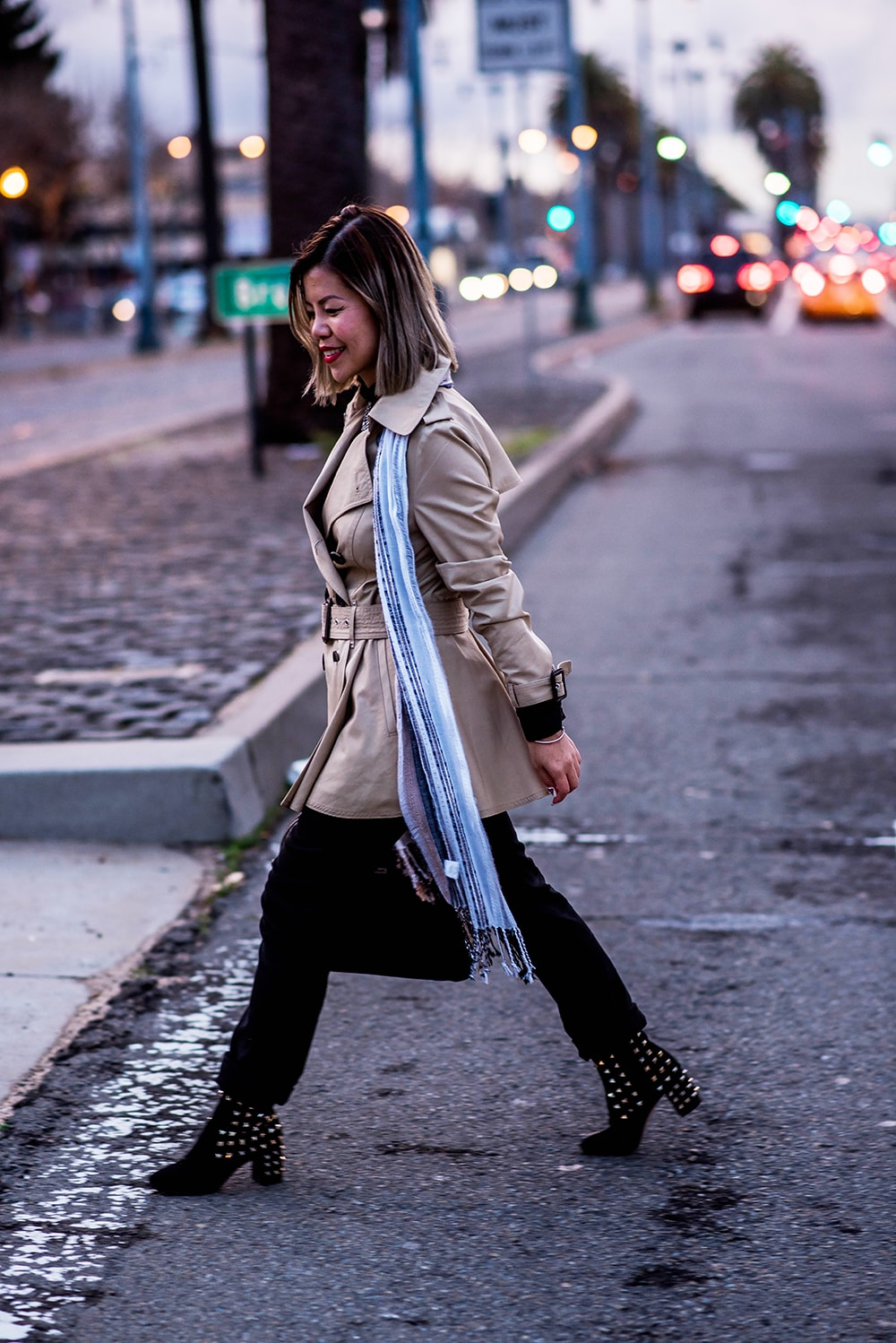 Crystal Phuong- Fashion Blog- San Francisco Rush Hour