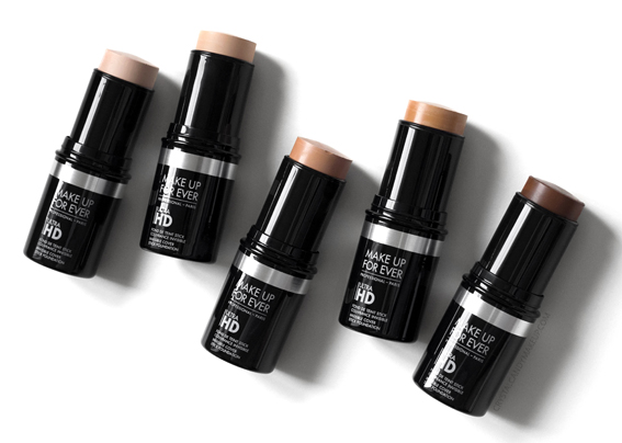 Make Up For Ever MUFE Ultra HD Stick Foundations Review