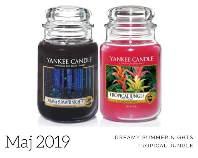 zapach miesiąca yankee candle maj 2019