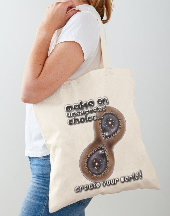 Make an UNEXPECTED Choice Tote Bag