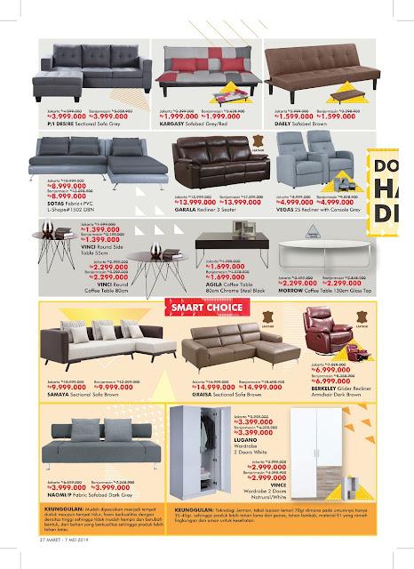 #Carrefour #Transmart - #Promo #Katalog Home Living Periode 27 Maret - 07 Mei 2019