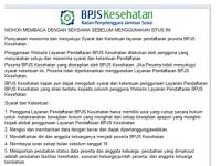 Cara Pendaftaran Manual Peserta BPJS Kesehatan Terbaru 2017-2018