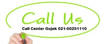 Nomor Call Center Customer Service,Email dan Alamat Kantor Cabang GO-JEK