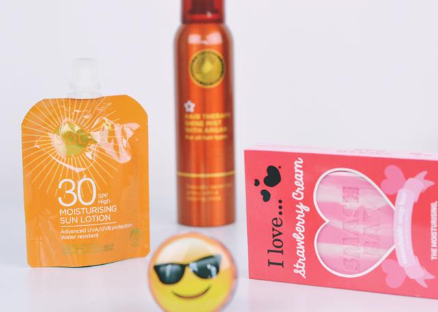 Superdrug hair skin care