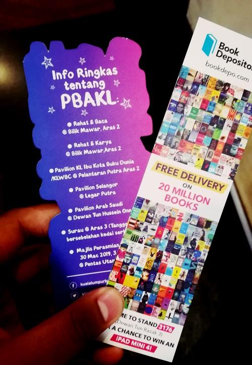 Pesta Buku Antarabangsa Kuala Lumpur 2019